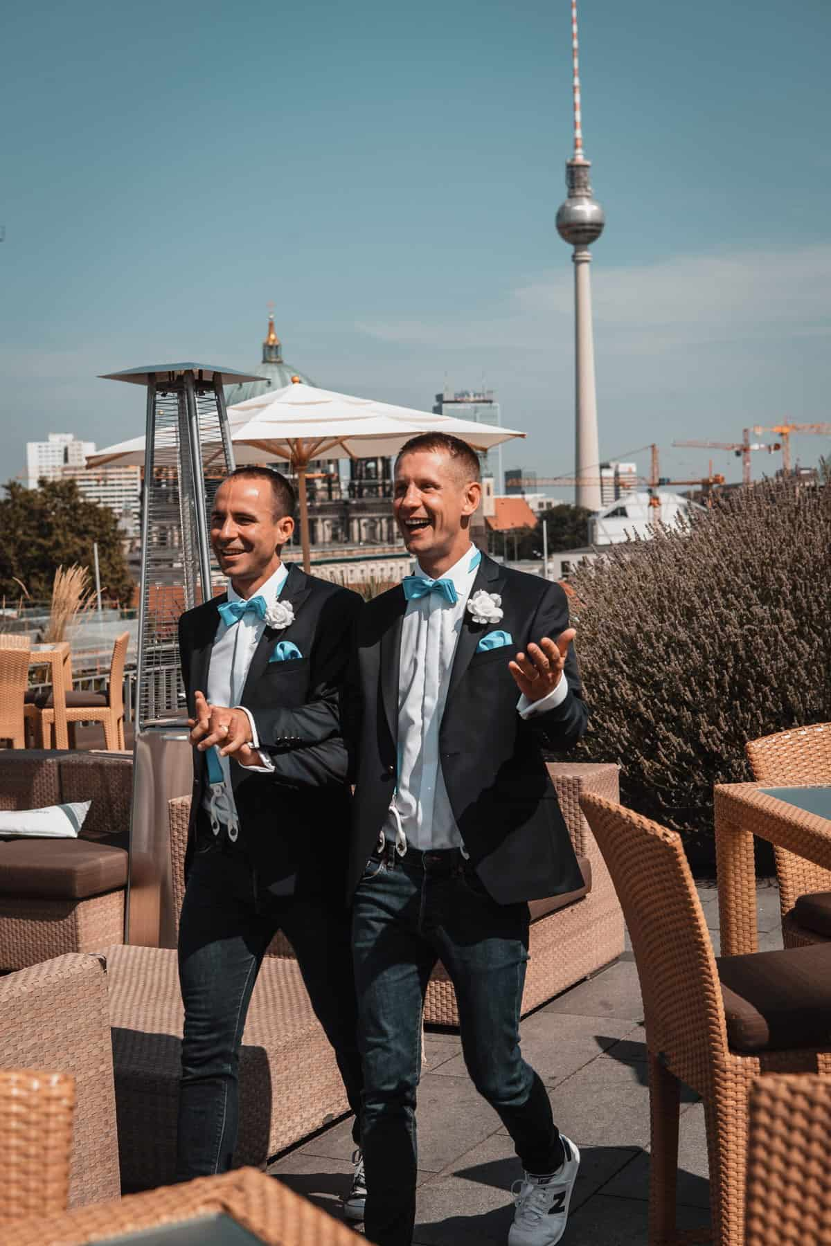 Hotel de Rome Hochzeitsfotografie (1)