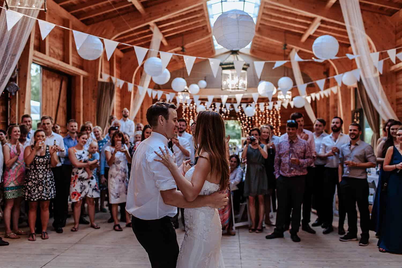 Brautpaar Tanz,