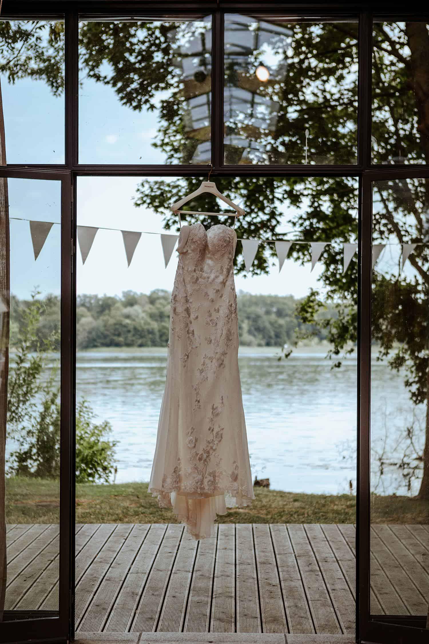 eibenhof Bad Saarow Hochzeit Brautkleid,