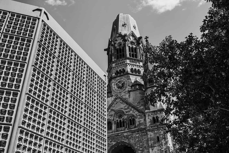 Kaiser Wilhelm Gedächtnis Kirche Berlin Hochzeit Zeremonie,