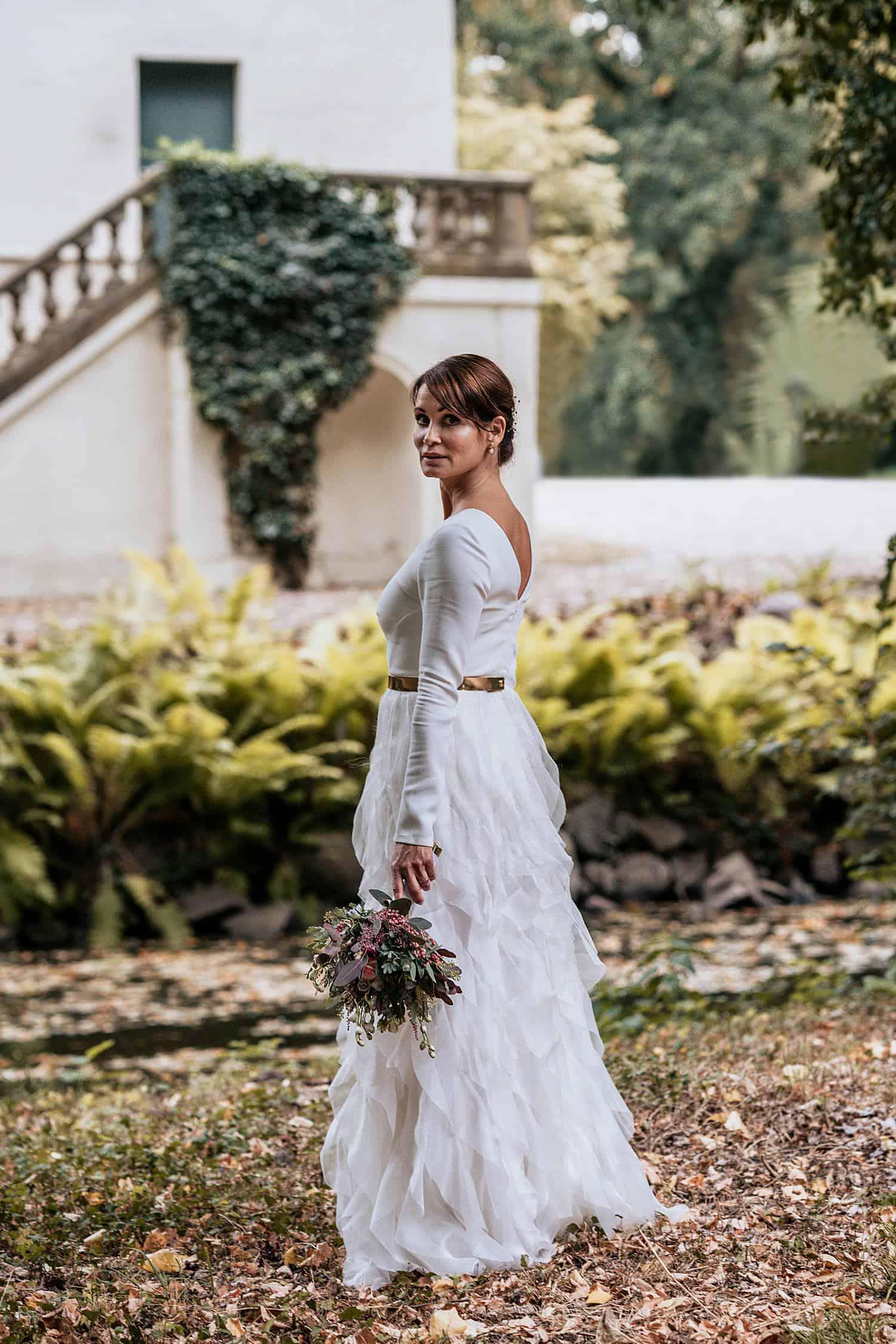 Anja Kling Hochzeit Schloss Blankensee - Hochzeitsfotograf Berlin Vasil Bituni
