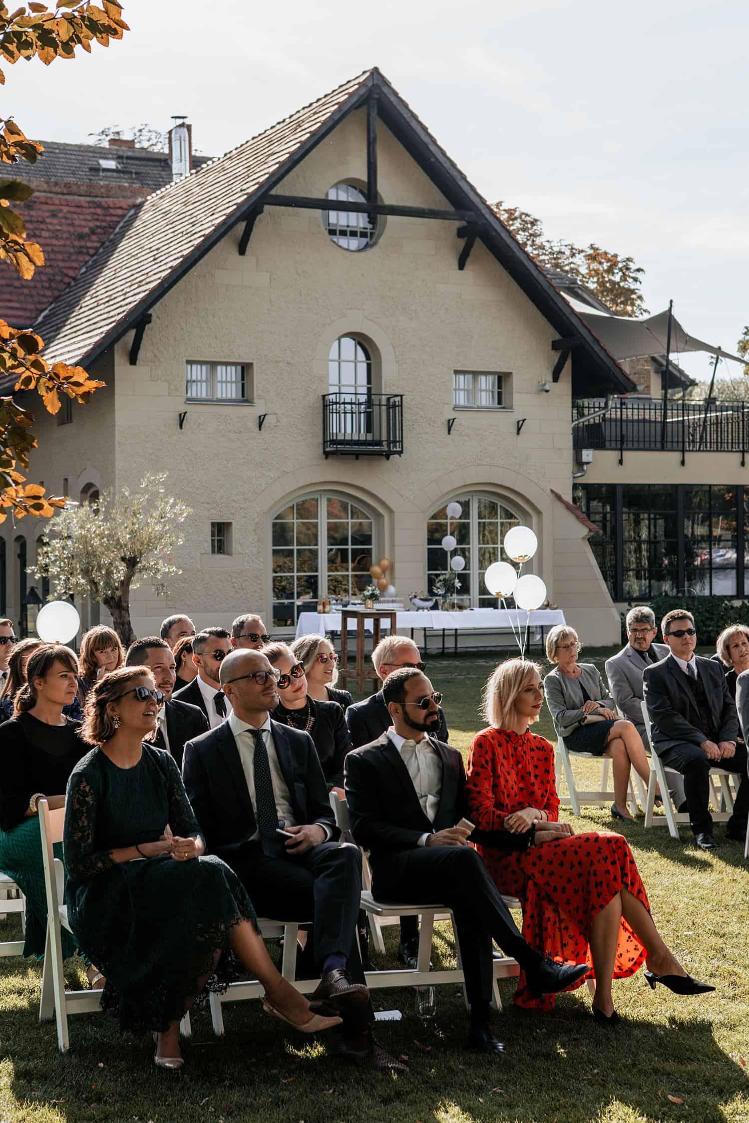 hochzeitsfotograf berlin vasil bituni,remise am see hochzeit zeremonie,