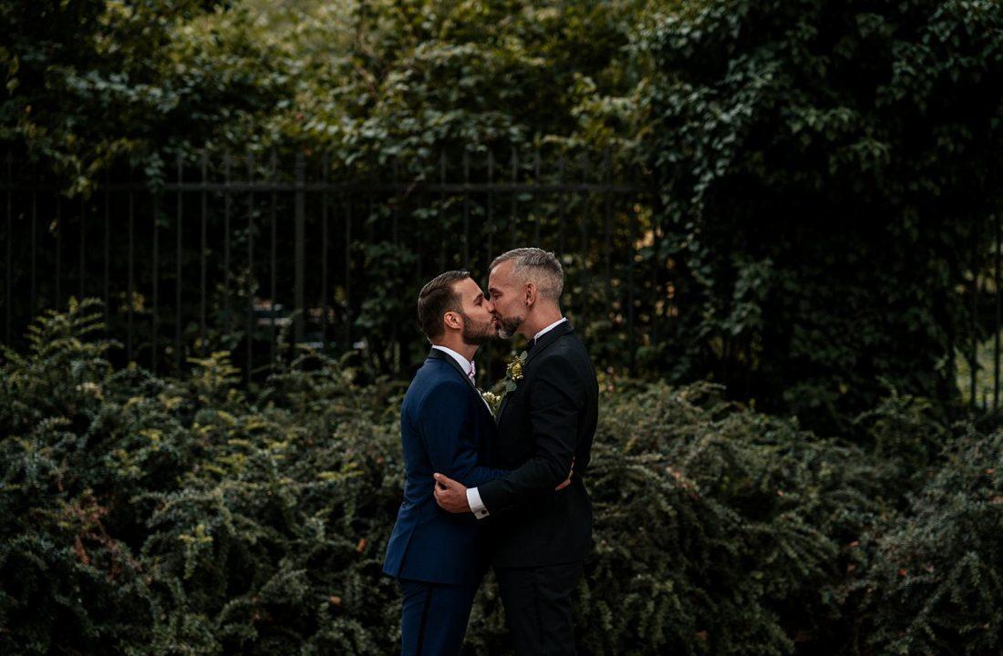 Geschlechtliche Ehe Berlin Strandbad Jungernheide Hochzeit gay wedding berlin schwule hochzeit